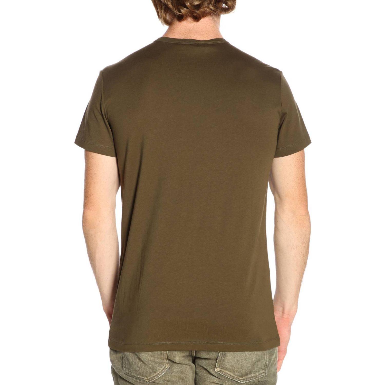 T-shirt men Balmain kaki 3