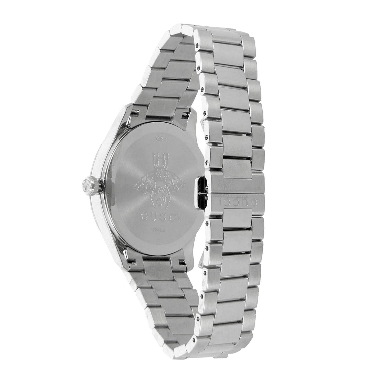 Watch women Gucci silver 2