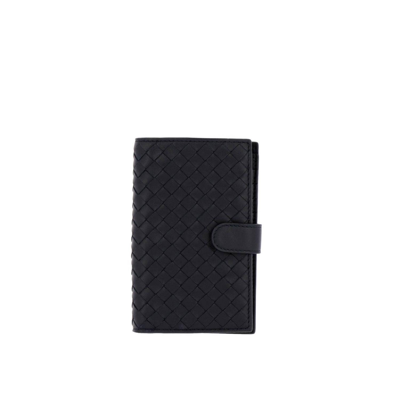 Wallet Bottega Veneta: Wallet women Bottega Veneta blue 1