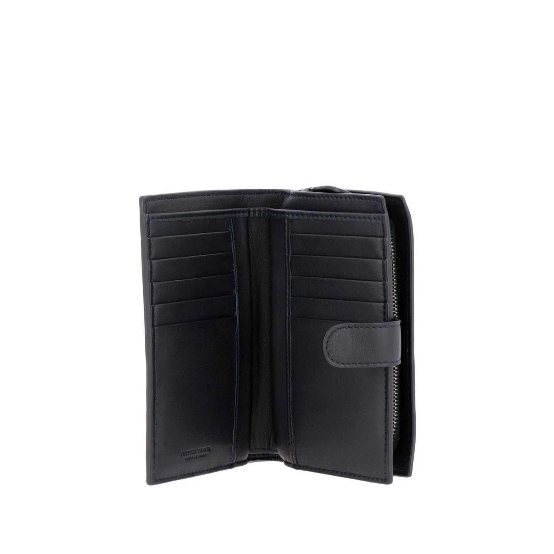 Wallet Bottega Veneta: Wallet women Bottega Veneta blue 2