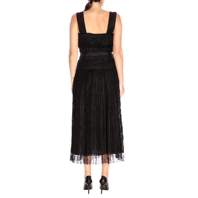 Robes Bottega Veneta: Robes femme Bottega Veneta noir 3