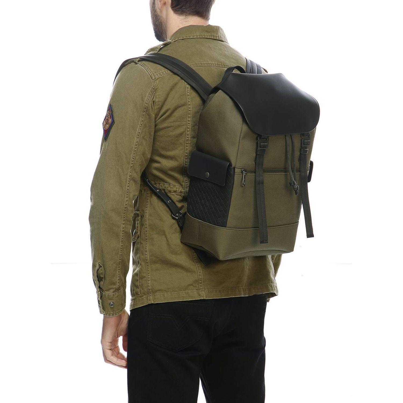 Bags men Bottega Veneta military 2