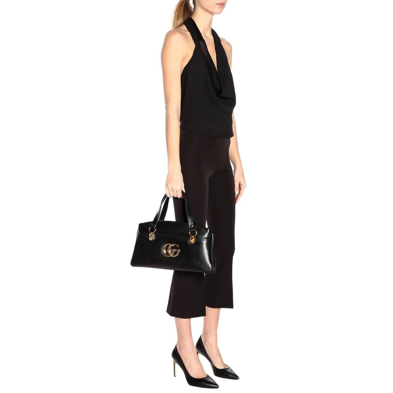 手提包 Gucci: 肩包 女士 Gucci 黑色 2