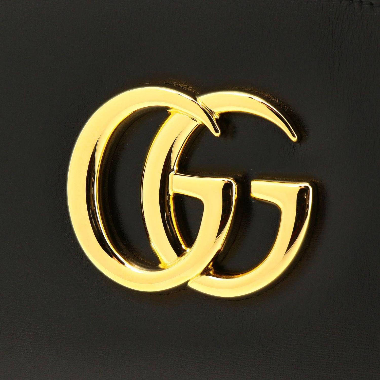 手提包 Gucci: 肩包 女士 Gucci 黑色 4