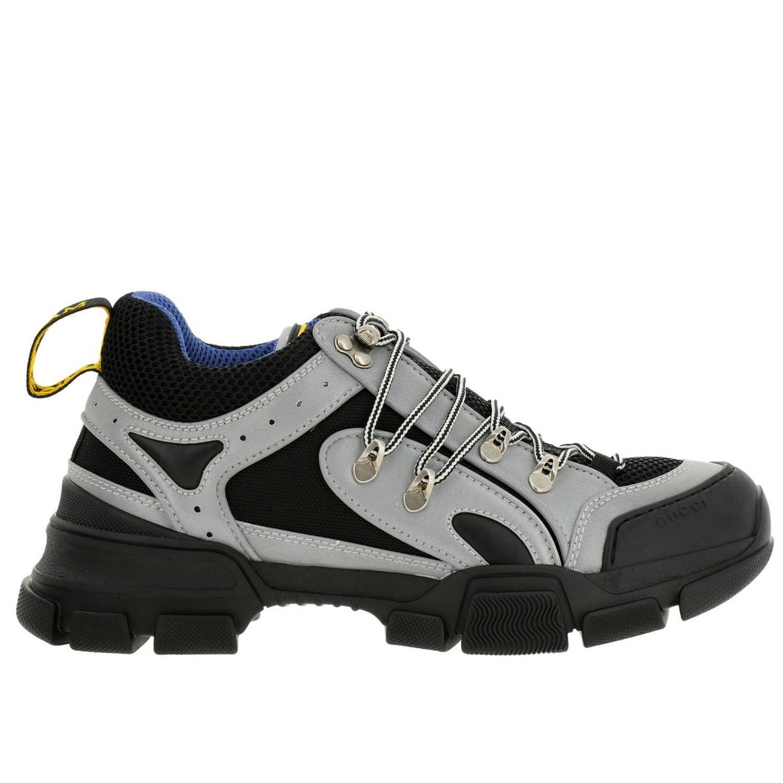 Schuhe herren Gucci grau 1