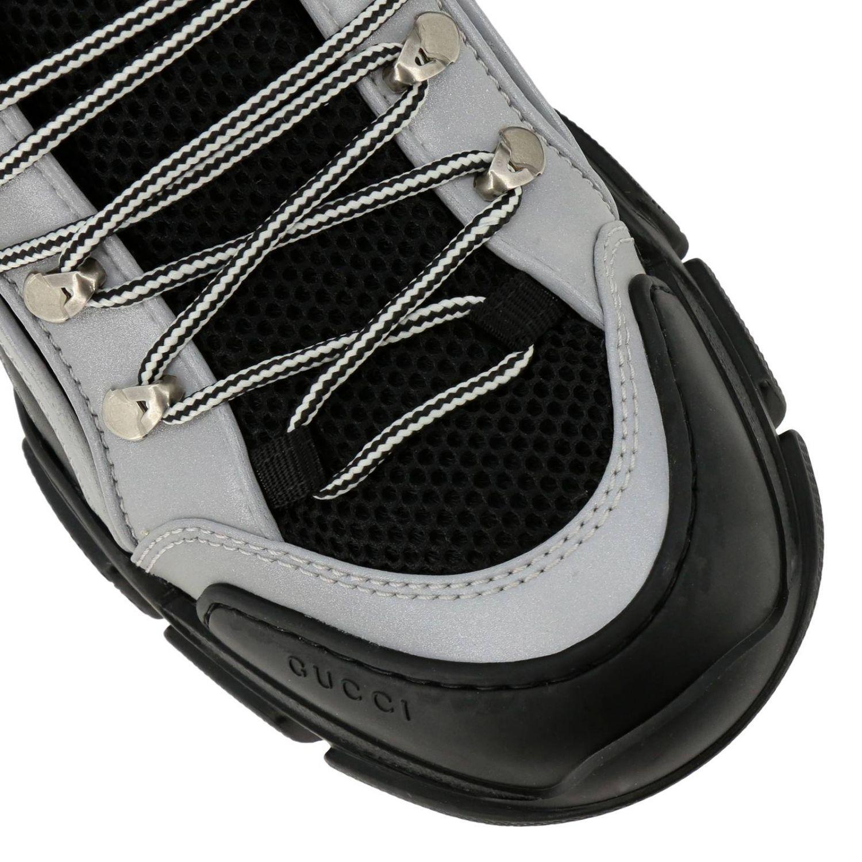 Schuhe herren Gucci grau 3