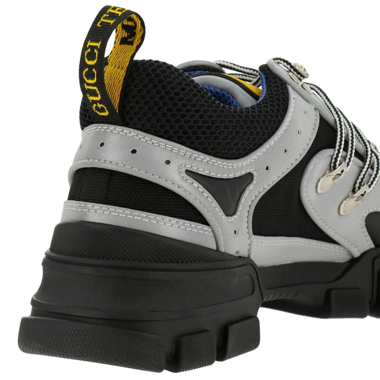 Schuhe herren Gucci grau 4