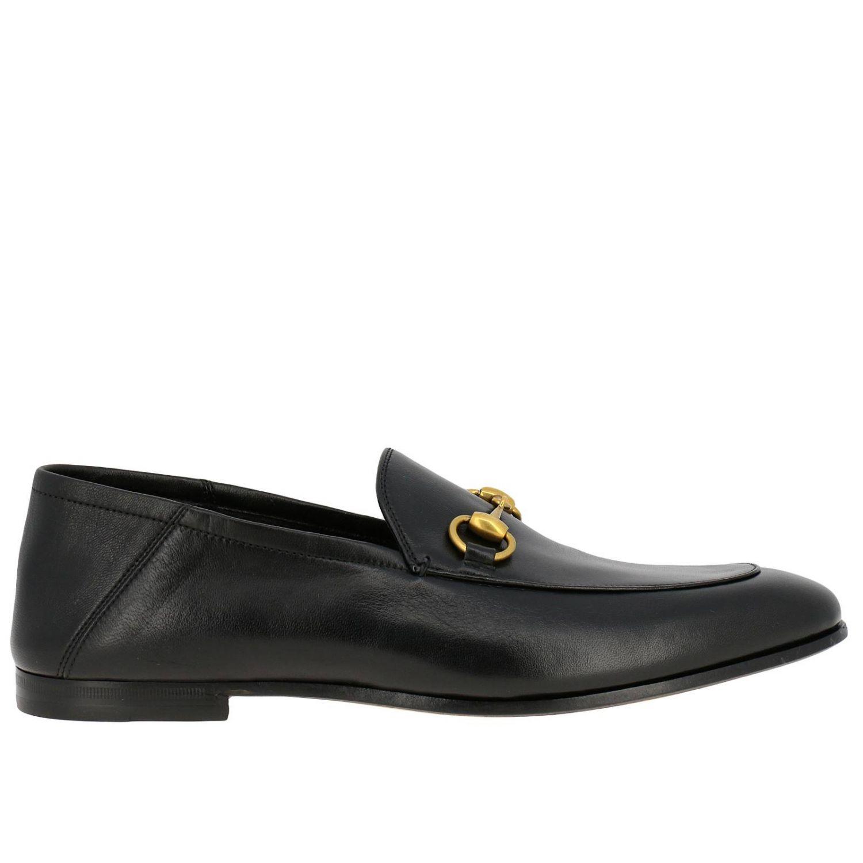 Shoes men Gucci black 1