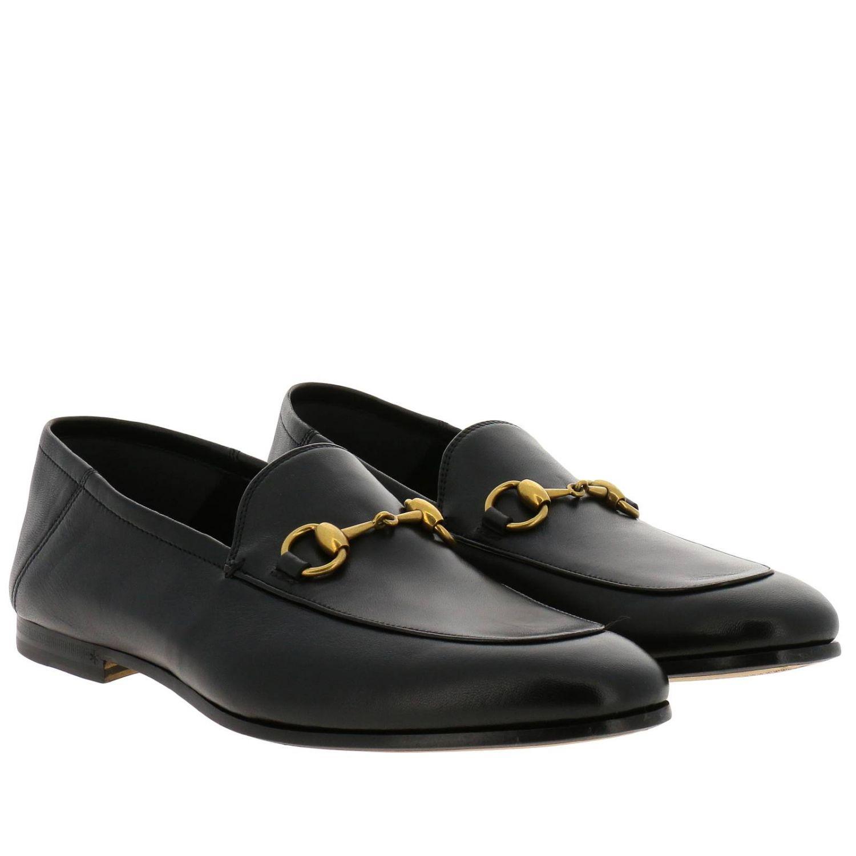 Shoes men Gucci black 2