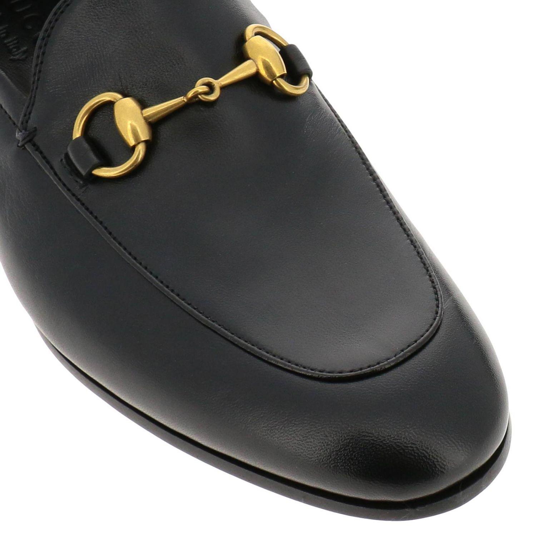 Shoes men Gucci black 3
