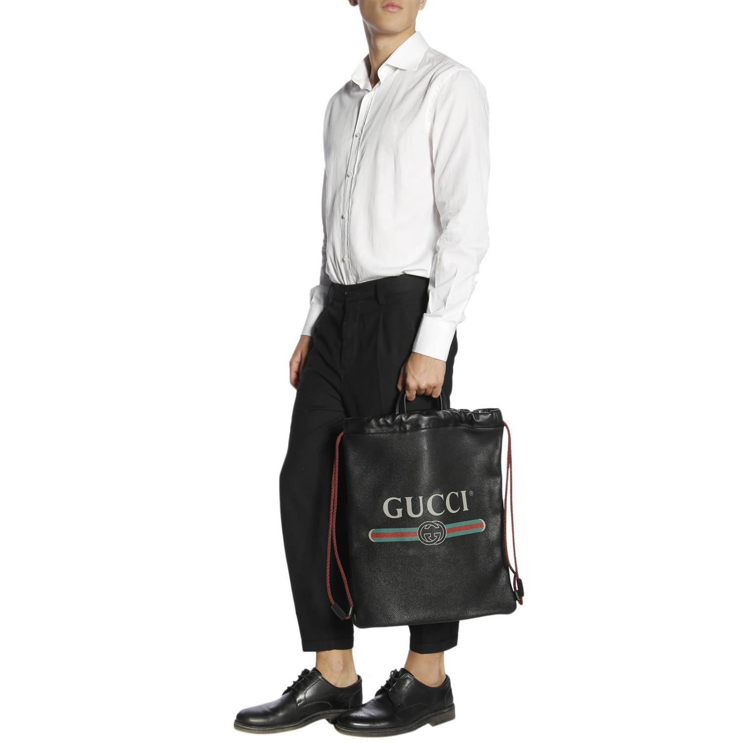 Bags men Gucci black 2