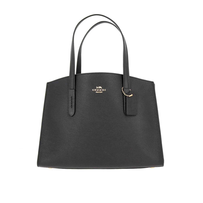 Shoulder bag women Coach black 1