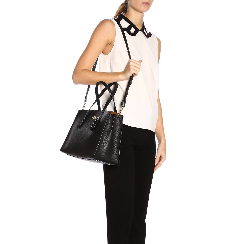 Shoulder bag women Coach black 2