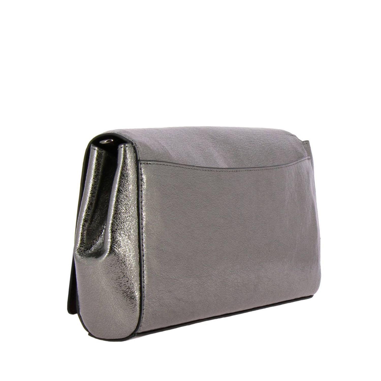 Shoulder bag women Coach grey 3