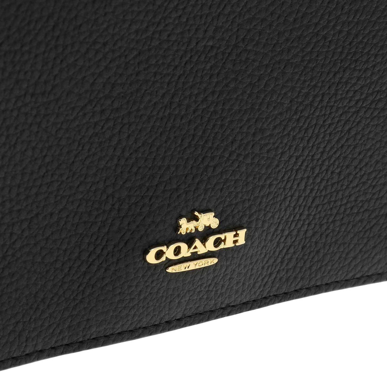 Shoulder bag women Coach black 4