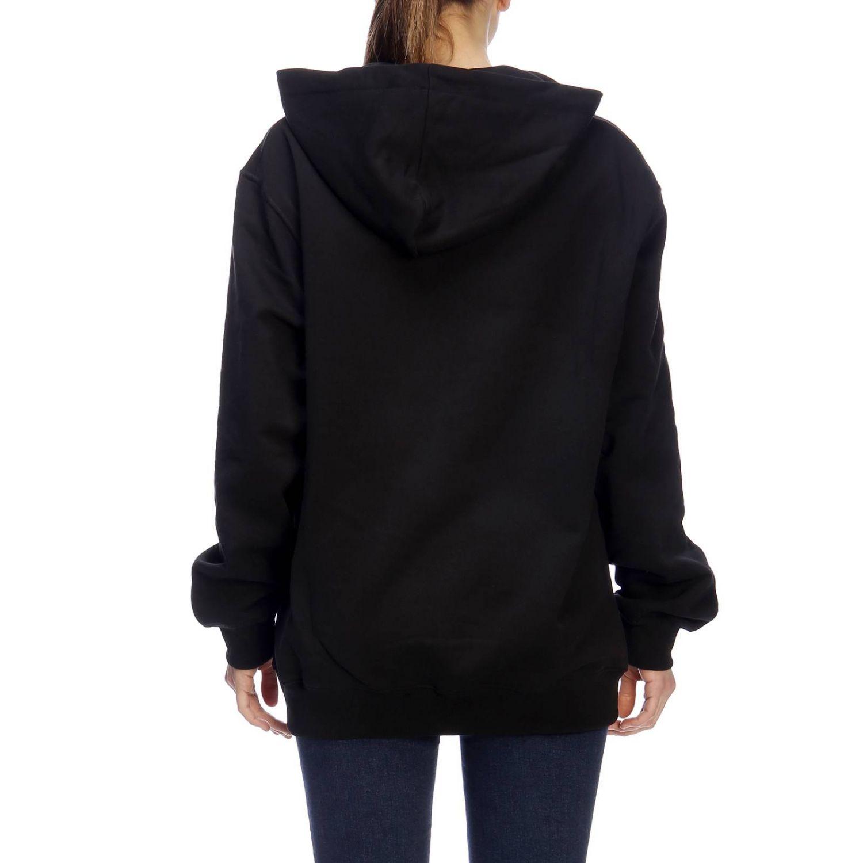 Jumper women Moschino Couture black 3