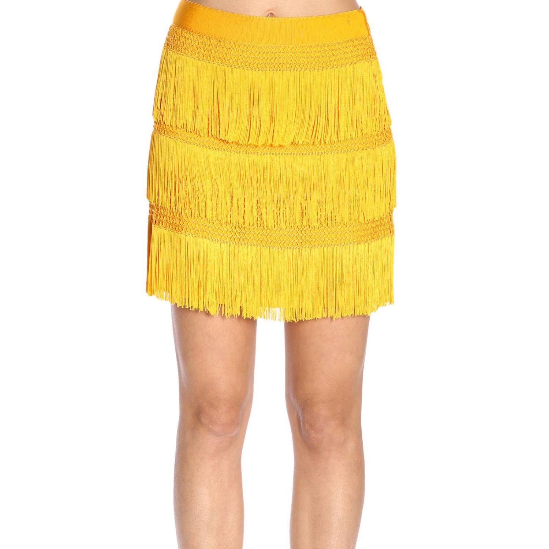 Skirt Alberta Ferretti: Skirt women Alberta Ferretti yellow 1