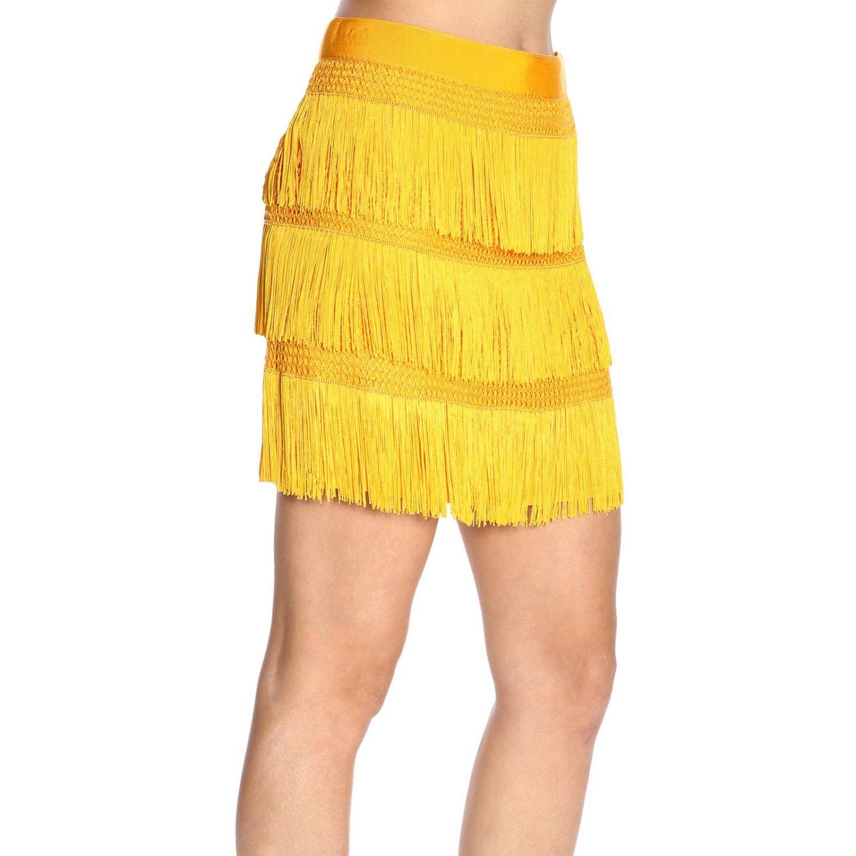 Skirt Alberta Ferretti: Skirt women Alberta Ferretti yellow 2