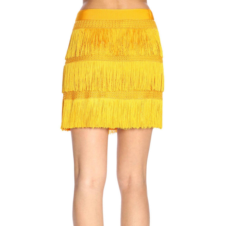 Skirt Alberta Ferretti: Skirt women Alberta Ferretti yellow 3