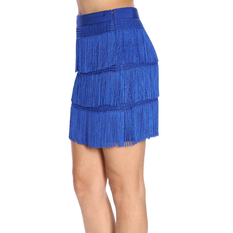 半身裙 Alberta Ferretti: 半身裙 女士 Alberta Ferretti 浅蓝色 2