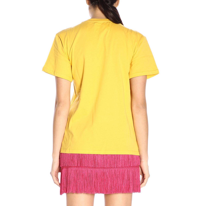 T-shirt women Alberta Ferretti yellow 3