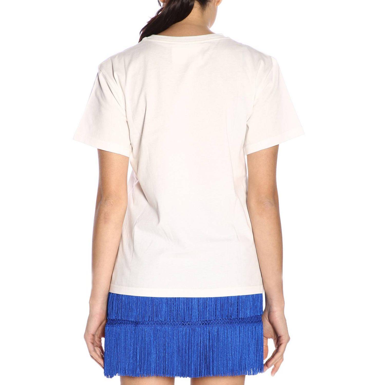 T-shirt women Alberta Ferretti white 3