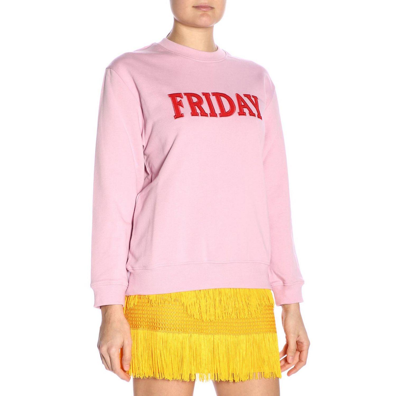 Jumper women Alberta Ferretti pink 2