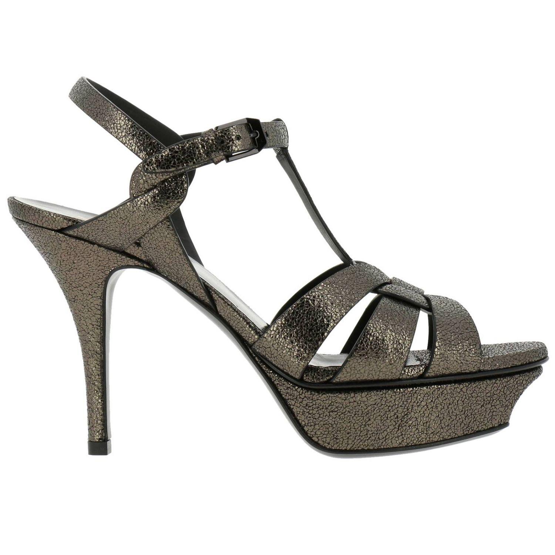 Shoes women Saint Laurent lead 1