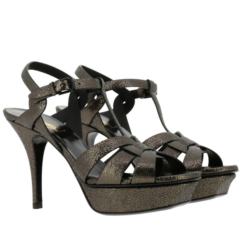 Shoes women Saint Laurent lead 2