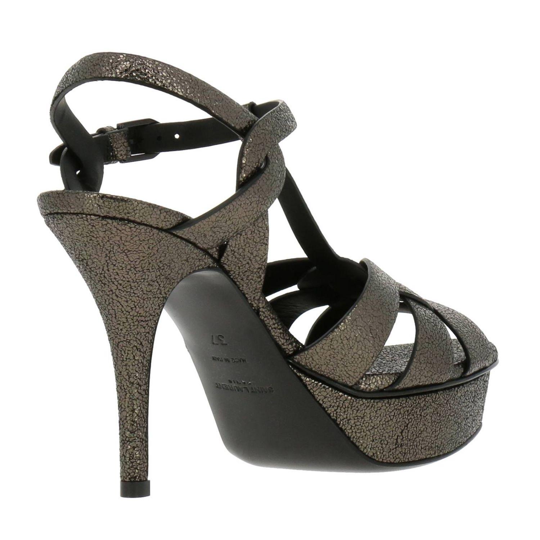 Shoes women Saint Laurent lead 4