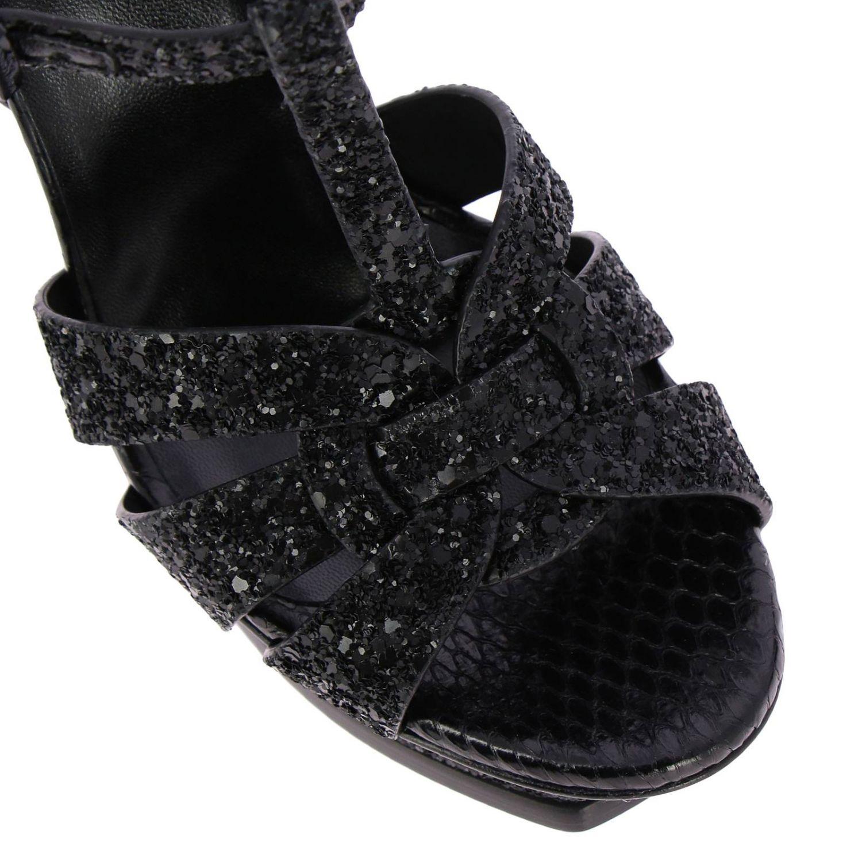 Shoes women Saint Laurent black 3