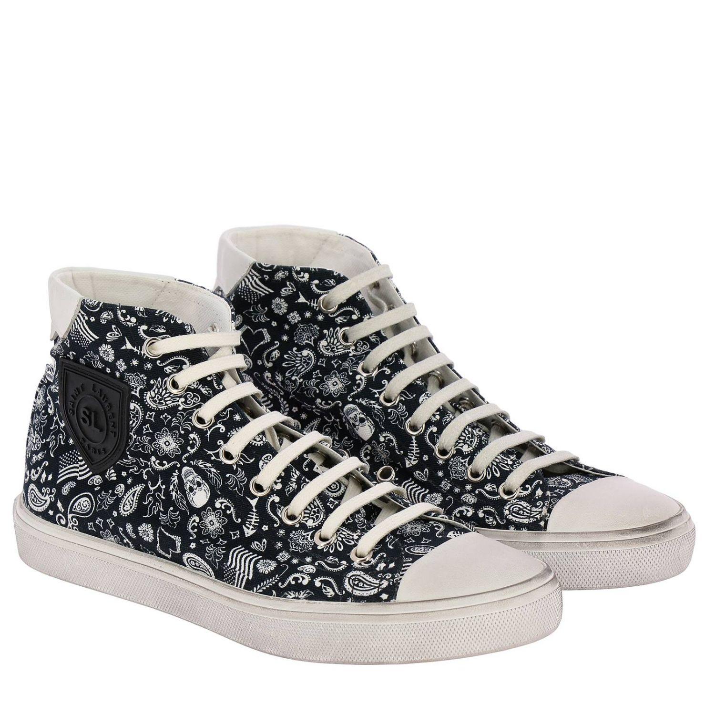 Shoes women Saint Laurent black 2