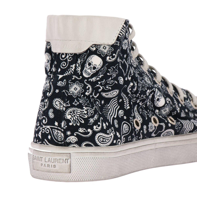 Shoes women Saint Laurent black 4