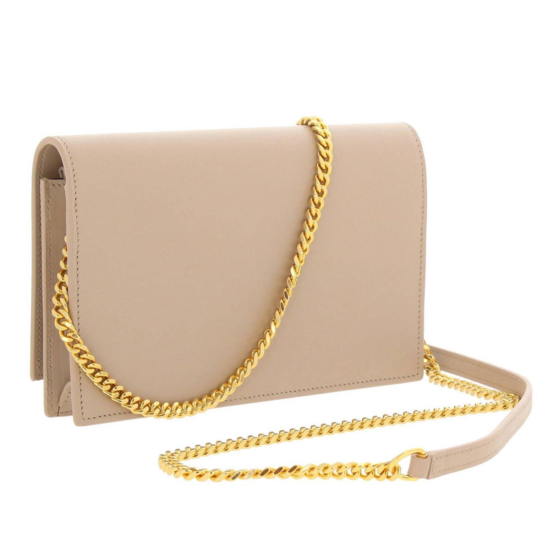 Mini bag women Saint Laurent beige 3