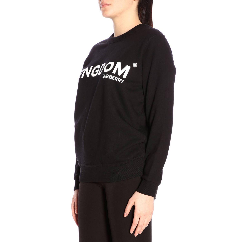 Sweatshirt Burberry: Jumper women Burberry black 2