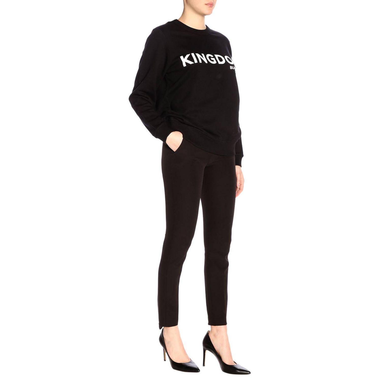 Pullover damen Burberry schwarz 4