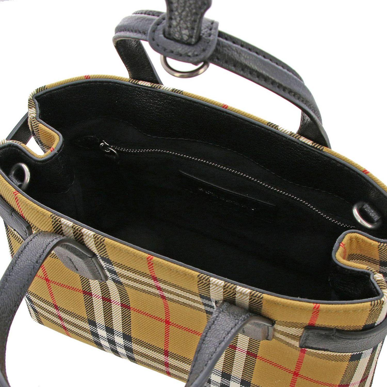 Mini bag Burberry: Shoulder bag women Burberry black 5