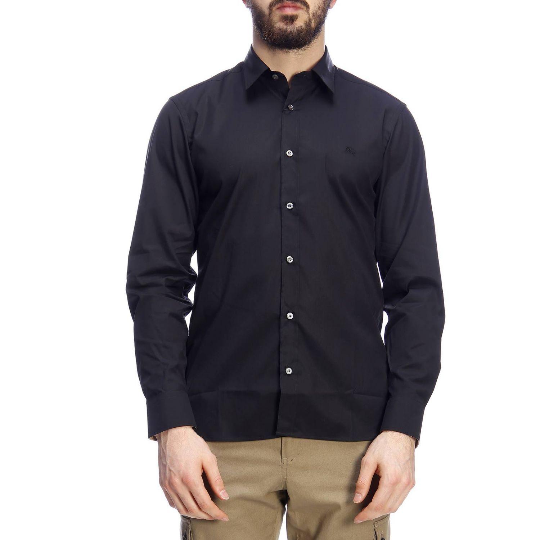 Рубашка Мужское Burberry черный 1