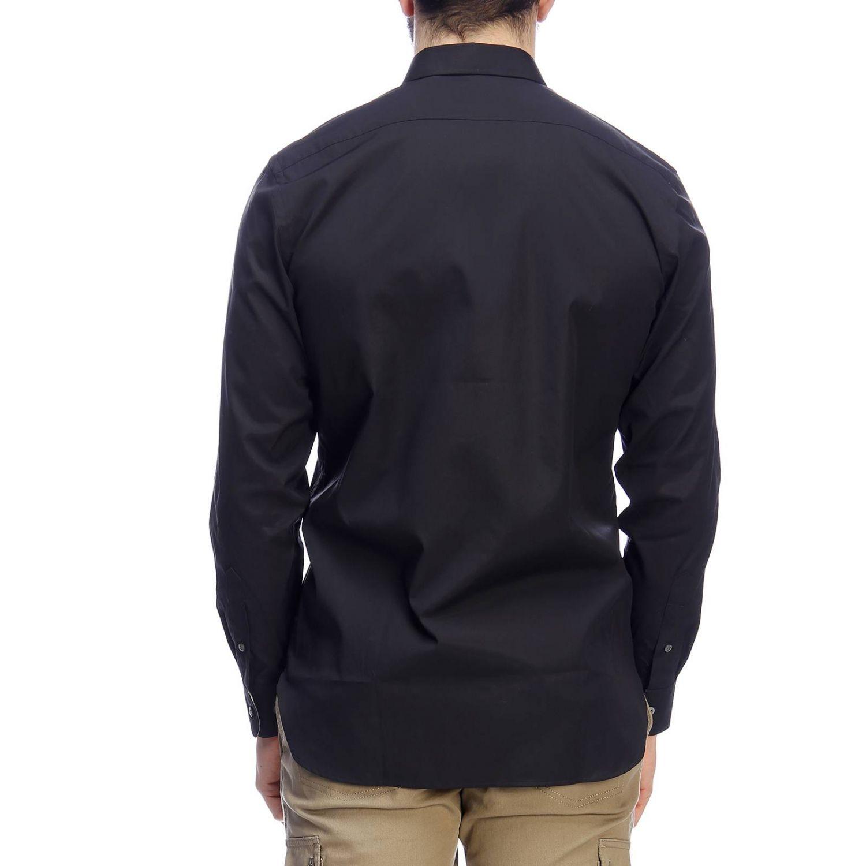 Рубашка Мужское Burberry черный 3