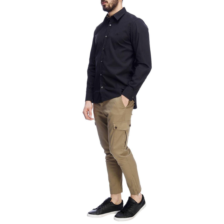 Рубашка Мужское Burberry черный 5