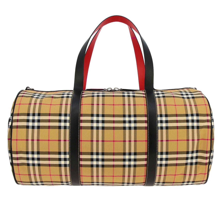 Bags men Burberry beige 1