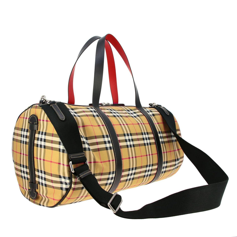 Bags men Burberry beige 4