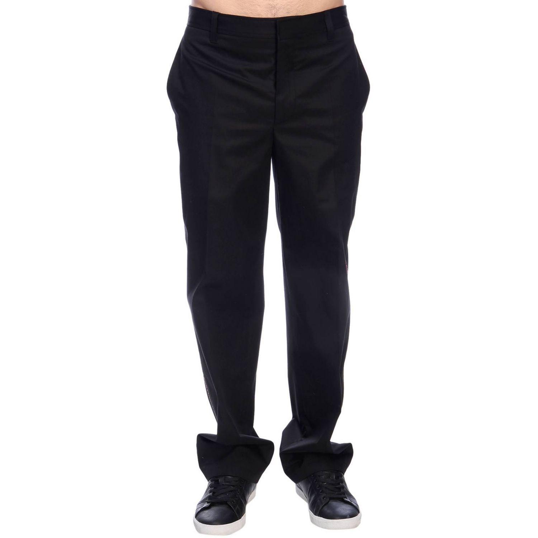Trousers men Burberry black 1