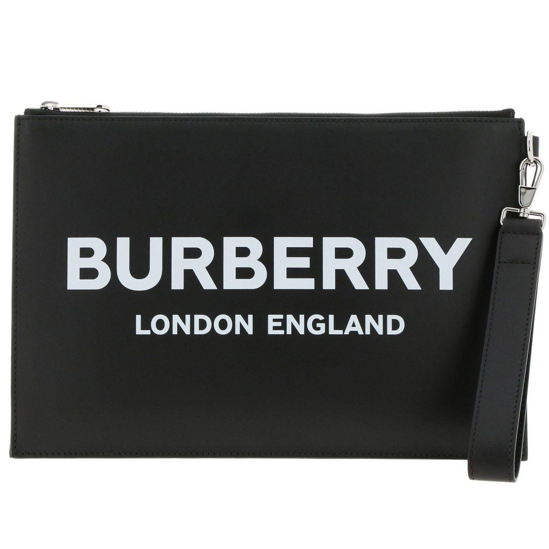 包 男士 Burberry 黑色 1