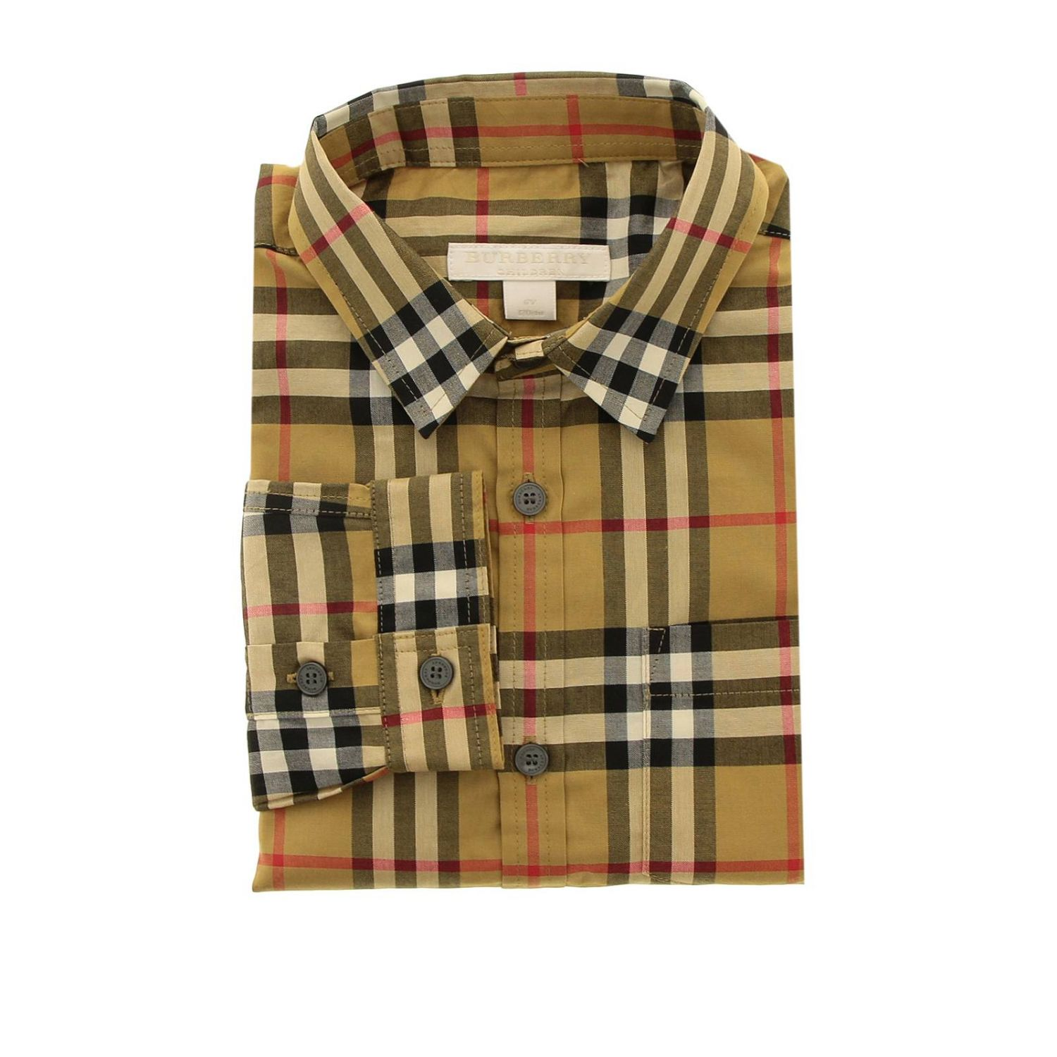 Shirt Shirt Kids Burberry