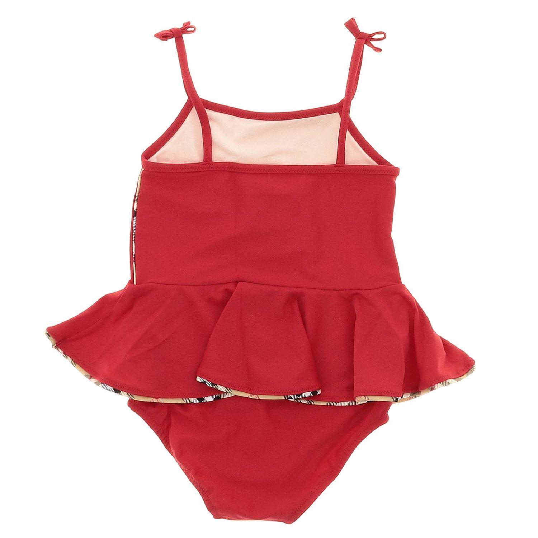 infant burberry swimsuit
