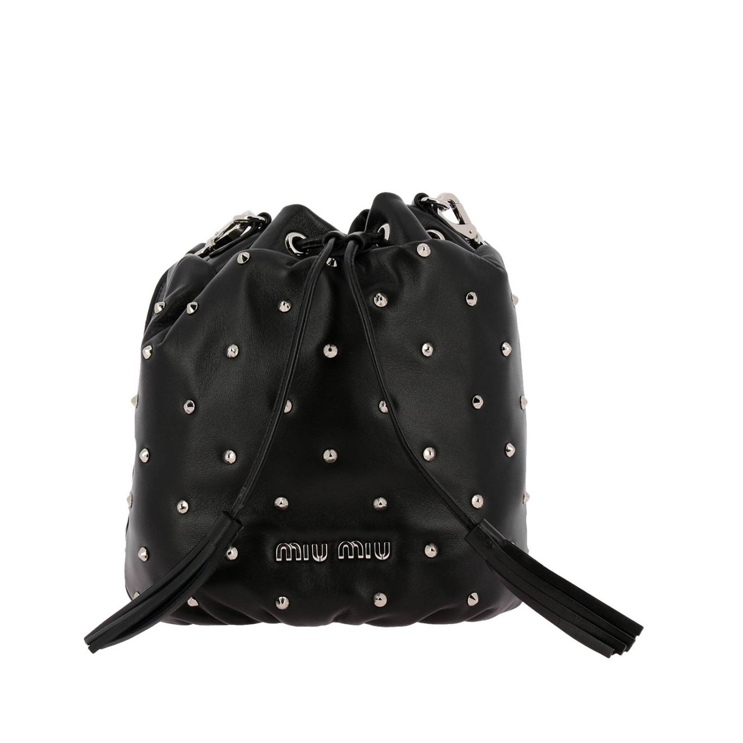 Mini bag Miu Miu: Shoulder bag women Miu Miu black 1