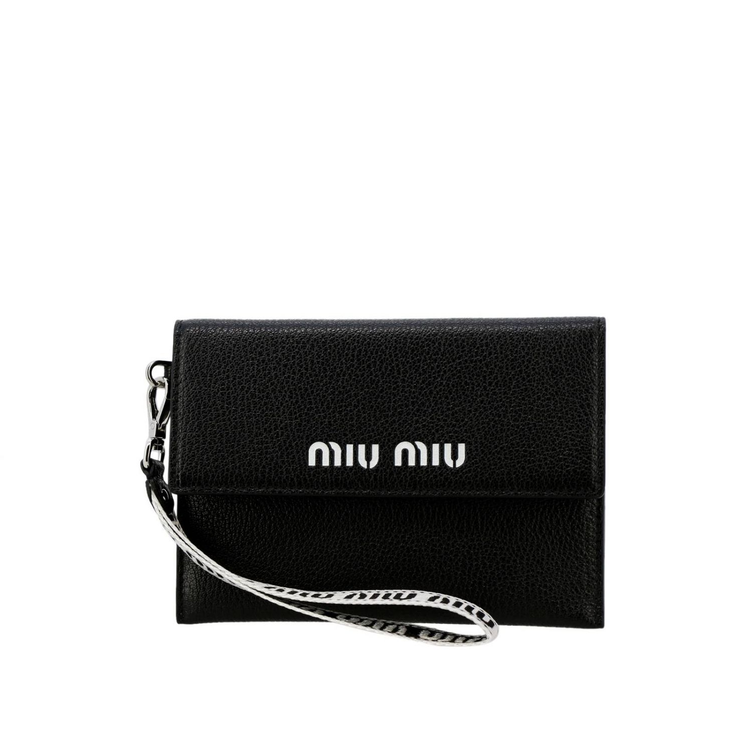 Wallet women Miu Miu black 1