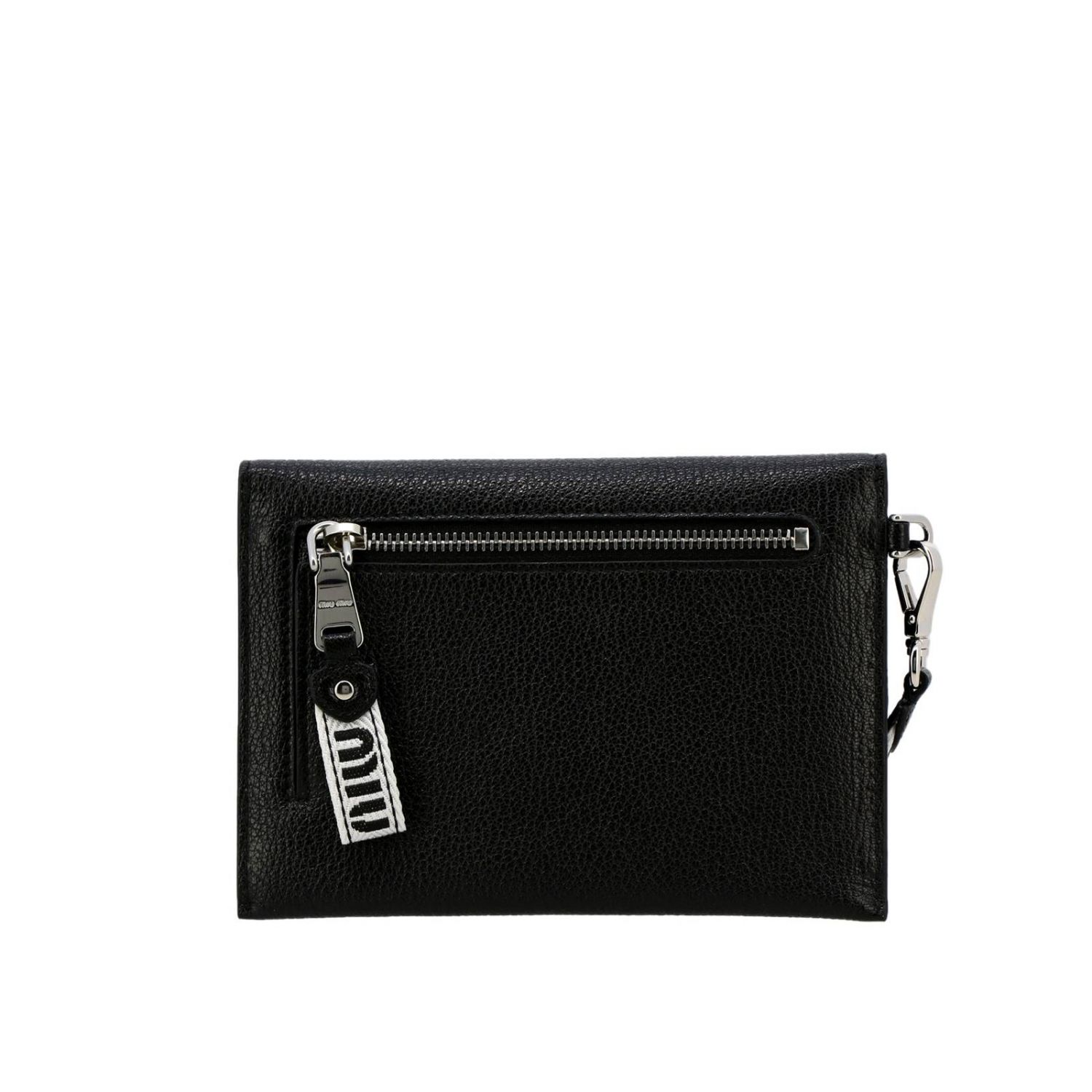 Wallet women Miu Miu black 3