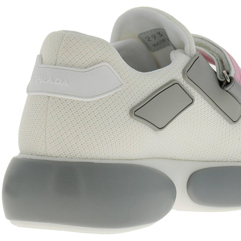 Обувь Женское Prada белый 4
